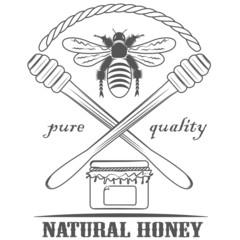 Natural honey pure
