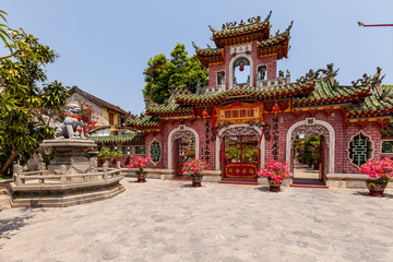 Pagode in Hoi An