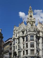 Oporto architecture