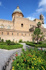 Palermo, Italy - Cathedral.