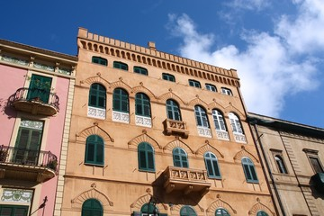 Palermo architecture, Italy