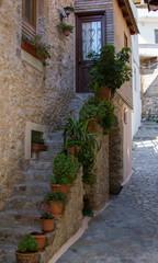 Старая улочка Спили. Крит
