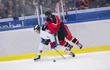 Ice Hockey - Heavy tackle - 80967232