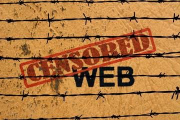 Censored web