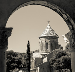 Orthodox Church and Nunnery of St. Nino in Mtskheta