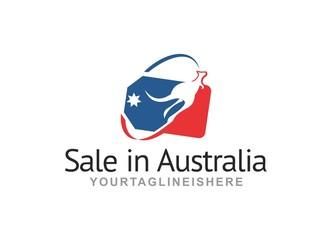 Sale in Australia - Logo