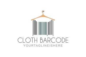 Cloth Barcode - Logo