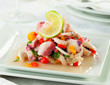 Seafood ceviche - 80970838