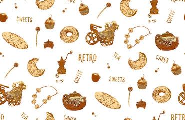 Coffee Bake Pattern