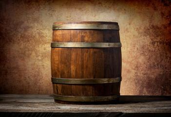 Barrel for beverages
