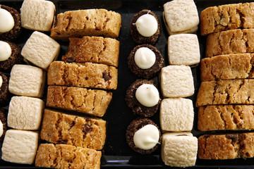 sweet Italian pastries