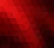 Red Block Mosaic Background, Creative Design Templates