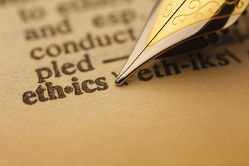 Dictionary Series :ethics