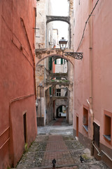 backstreets of Sanremo