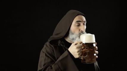 Friar big beer mug enjoy share