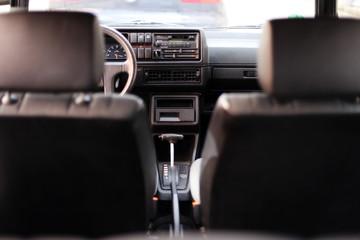 Kompaktwagen Innenraum