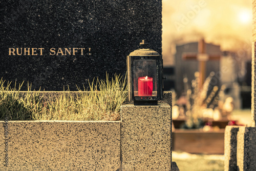 Friedhof_Ruhet Sanft - 80984651