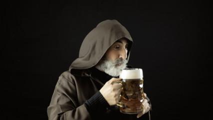 Friar big beer mug heaven share