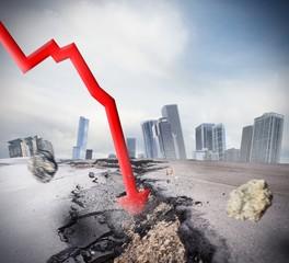 Crisis as a big break