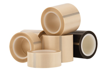 Teflon self adhesive tape composition