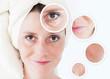 Beauty concept - skin care, anti-aging procedures, rejuvenation,