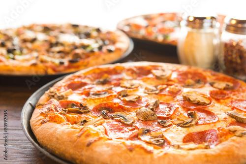 Three Pizzas - 80992036