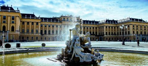 Leinwandbild Motiv Vienna