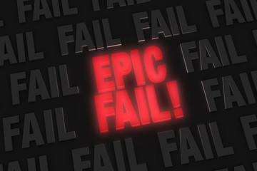 Energetic Epic Fail