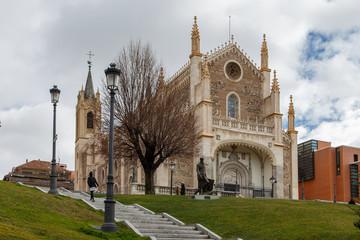 Iglesia de Los Jerónimos, Madrid