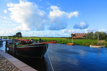 Bootshafen Ribe
