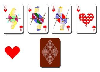 playing cards chirwa