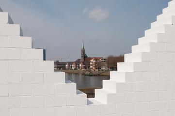 Bürgermeister-Smidt-Brücke in Bremen