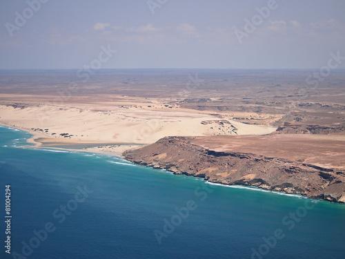Foto op Aluminium Luchtfoto Somalia