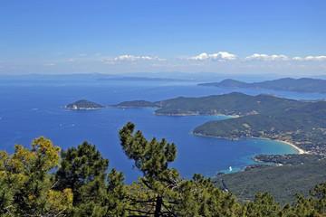 Isola d'Elba dal Perone