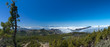Gran Canaria, view From the highest point of the island, Pico de