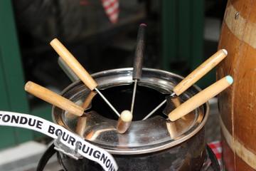fondue bourguignon