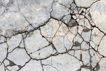 Cracked wall texture,  background