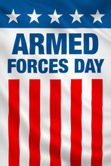 Armed Forces Day USA