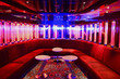 Red VIP club interior with beautifull lighting - 81011413