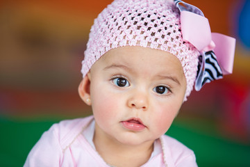 Rostro bebita