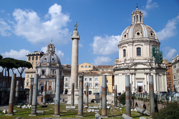 church in city of Rome