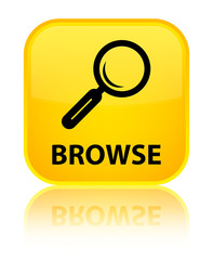 Browse yellow square button