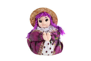 Scented sachets Lavender  in the form of dolls from the Provence