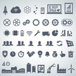 industry icon set 1