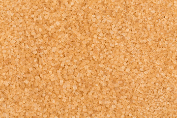 Close up of brown sugar