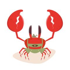 krabbe bayerisch lederhose lustig
