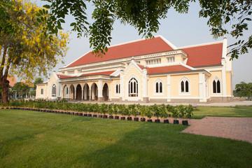 Wat Niwet Thammaprawat buddhist temple important destination lan