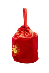 Red pouch for Chinese new year