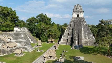 temple maya Tikal