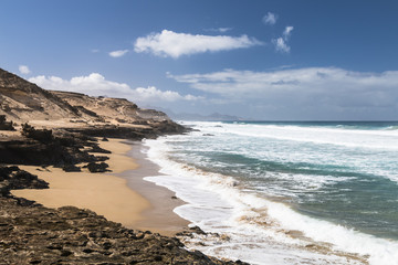 Jandia North Beach, Fuerteventura